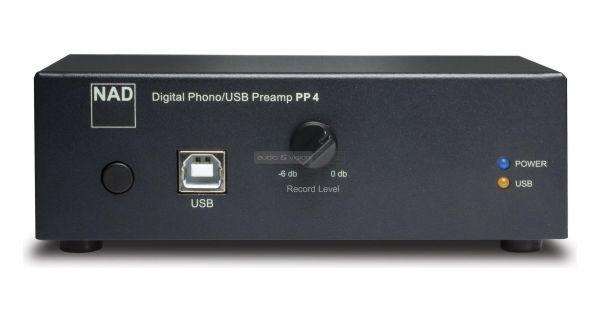 NAD PP 4 phono előerősítő