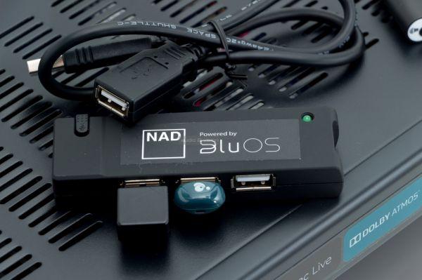 NAD T 758 V3 házimozi erősítő