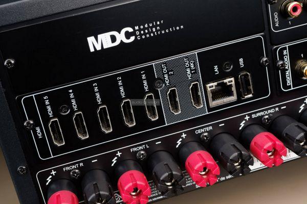 NAD T 778 házimozi erősítő HDMI