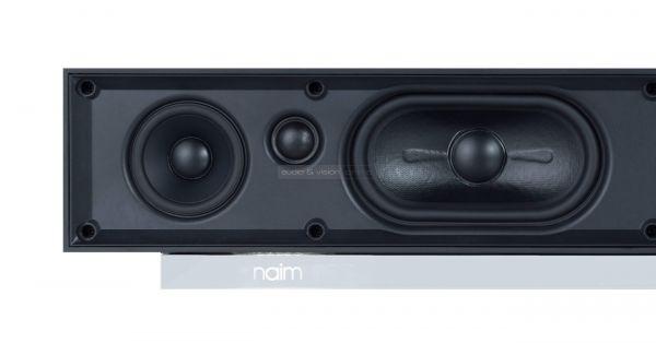 Naim Mu-so 2 hifi rendszer hangszórók