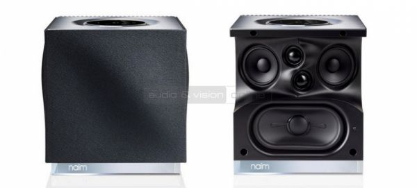 Naim Mu-so Qb hangrendszer