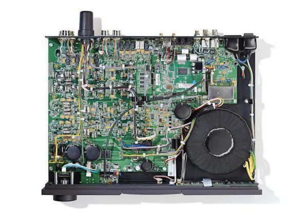 Naim NAC-N 272 hálózati médialejátszó belső