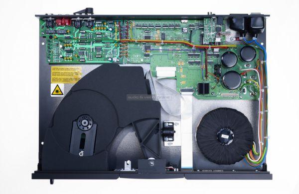 Naim CD5 XS CD-lejátszó belső