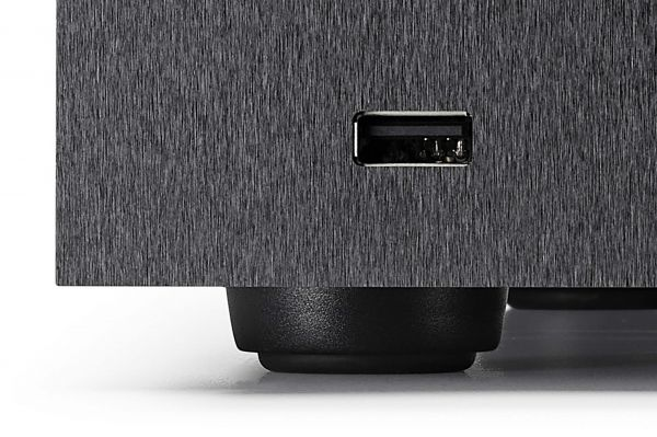Naim NDX 2 hálózati zenelejátszó front USB