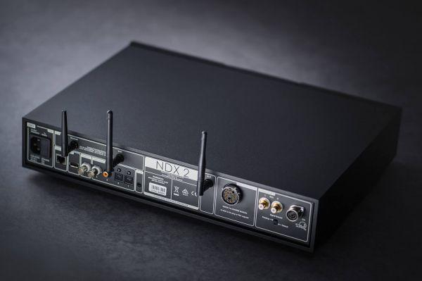 Naim NDX 2 hálózati zenelejátszó hátlap