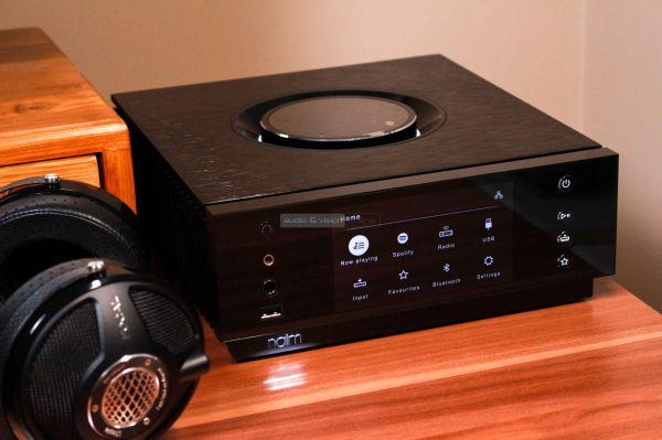 Naim Uniti Atom Headphone Edition fejhallgató erősítő