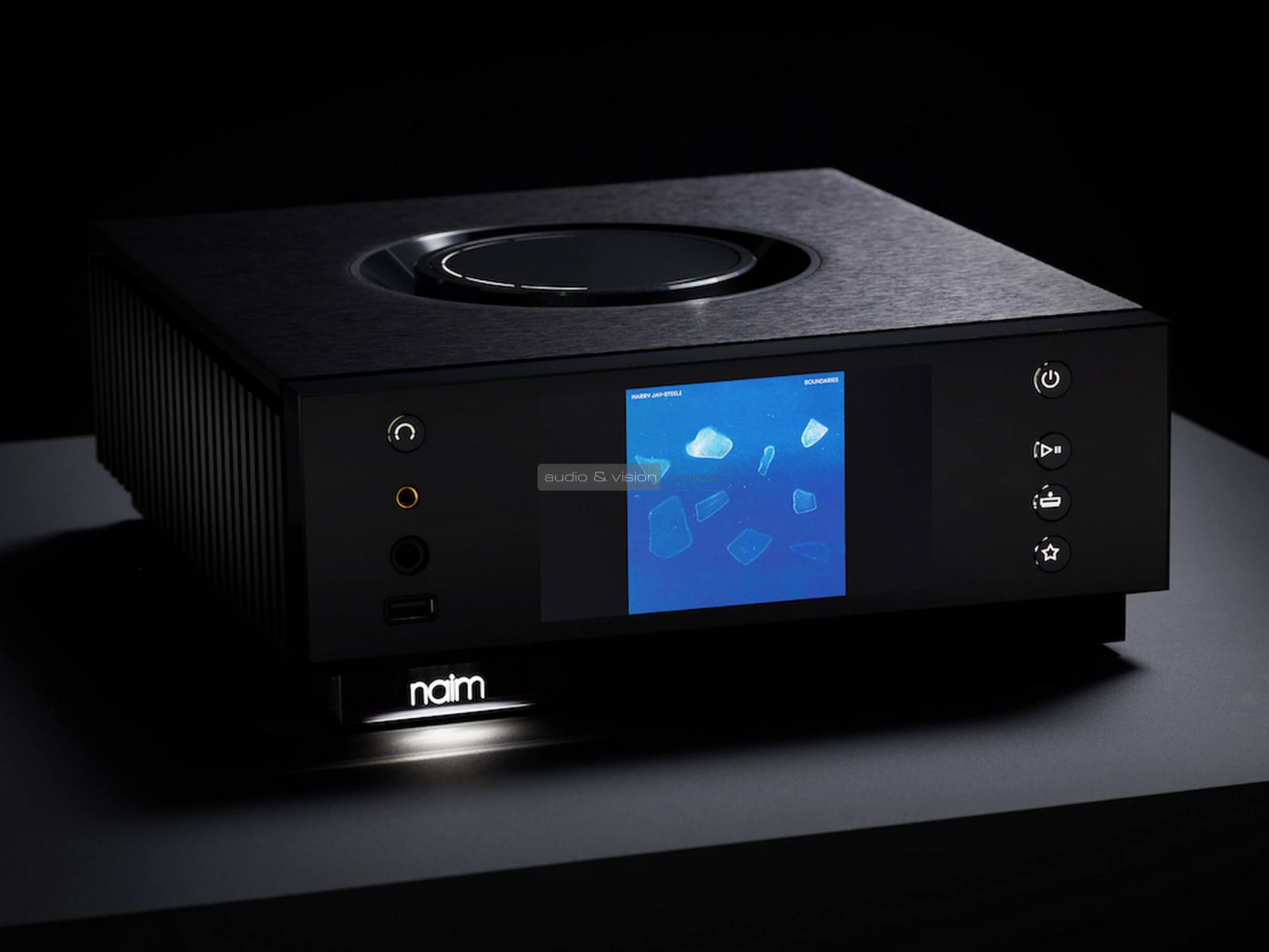 Naim Uniti Atom Headphone Edition fejhallgató erősítő és zenelejátszó teszt