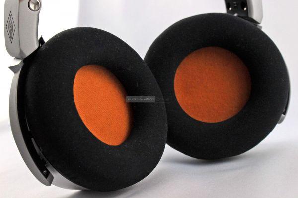 Neumann NDH 20 stúdió fejhallgató fülpárna