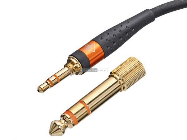 Neumann NDH 20 stúdió fejhallgató kábel