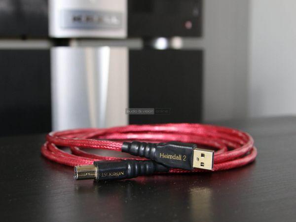 Nordost Heimdall 2 USB kábel