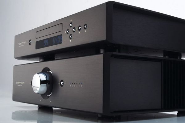 Norma Revo CDP-1R CD lejátszó és IPA-140 duál monó integrált erősítő