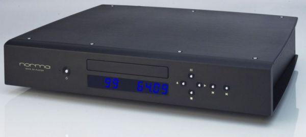 Norma Revo CDP-1R CD lejátszó kék kijelzővel