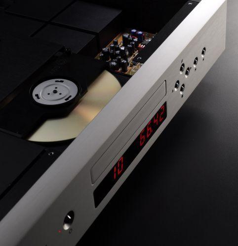 Norma Revo CDP-1R CD lejátszó belső