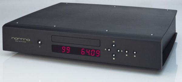 Norma Revo CDP-1R CD lejátszó piros kijelzővel