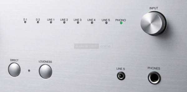 Onkyo A-9010 integrált sztereó erősítő