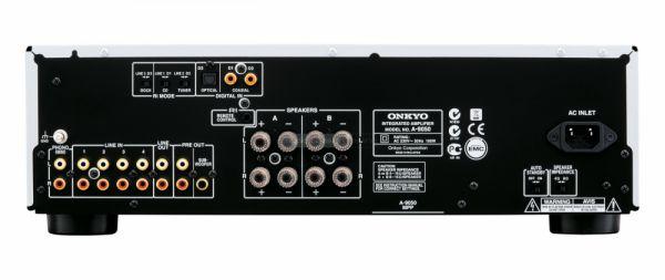 Onkyo A-9050 hátlap