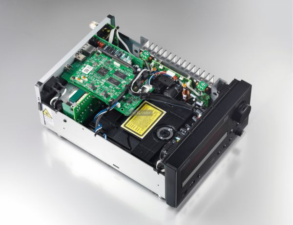 Onkyo CR-N765 mini hifi rendszer belső