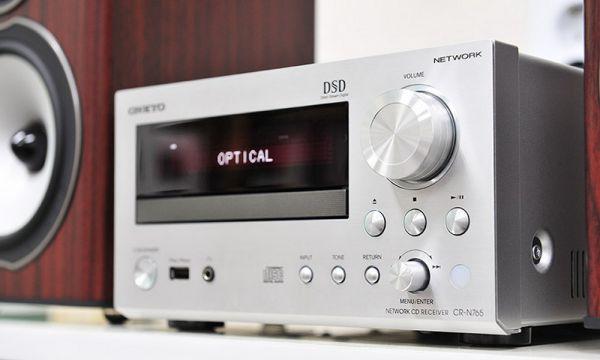 Onkyo CR-N765 mini hifi rendszer