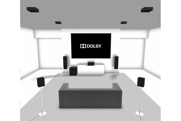 Dolby Atmos 5.1.4