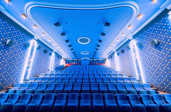 Dolby Atmos mozi