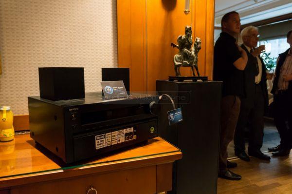 Onkyo Dolby Atmos bemutató Münchenben