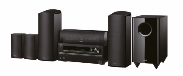 Onkyo HT-S7705 Dolby Atmos hézimozi rendszer