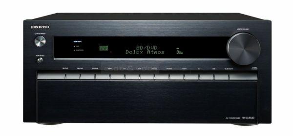 Onkyo PR-SC5530 Dolby Atmos házimozi processzor