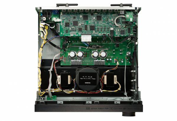 Onkyo PR-SC5530 Dolby Atmos házimozi processzor belseje