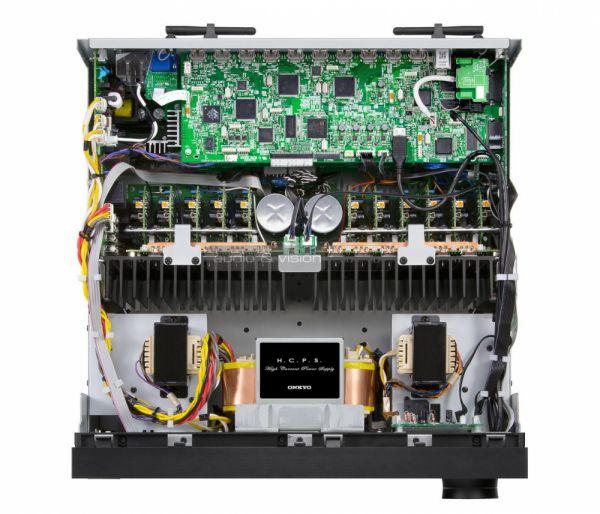 Onkyo TX-NR3030 Dolby Atmos házimozi erősítő belső