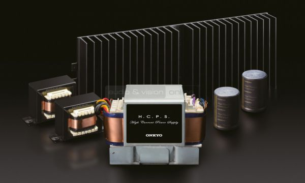 Onkyo TX-NR3030 Dolby Atmos házimozi erősítő