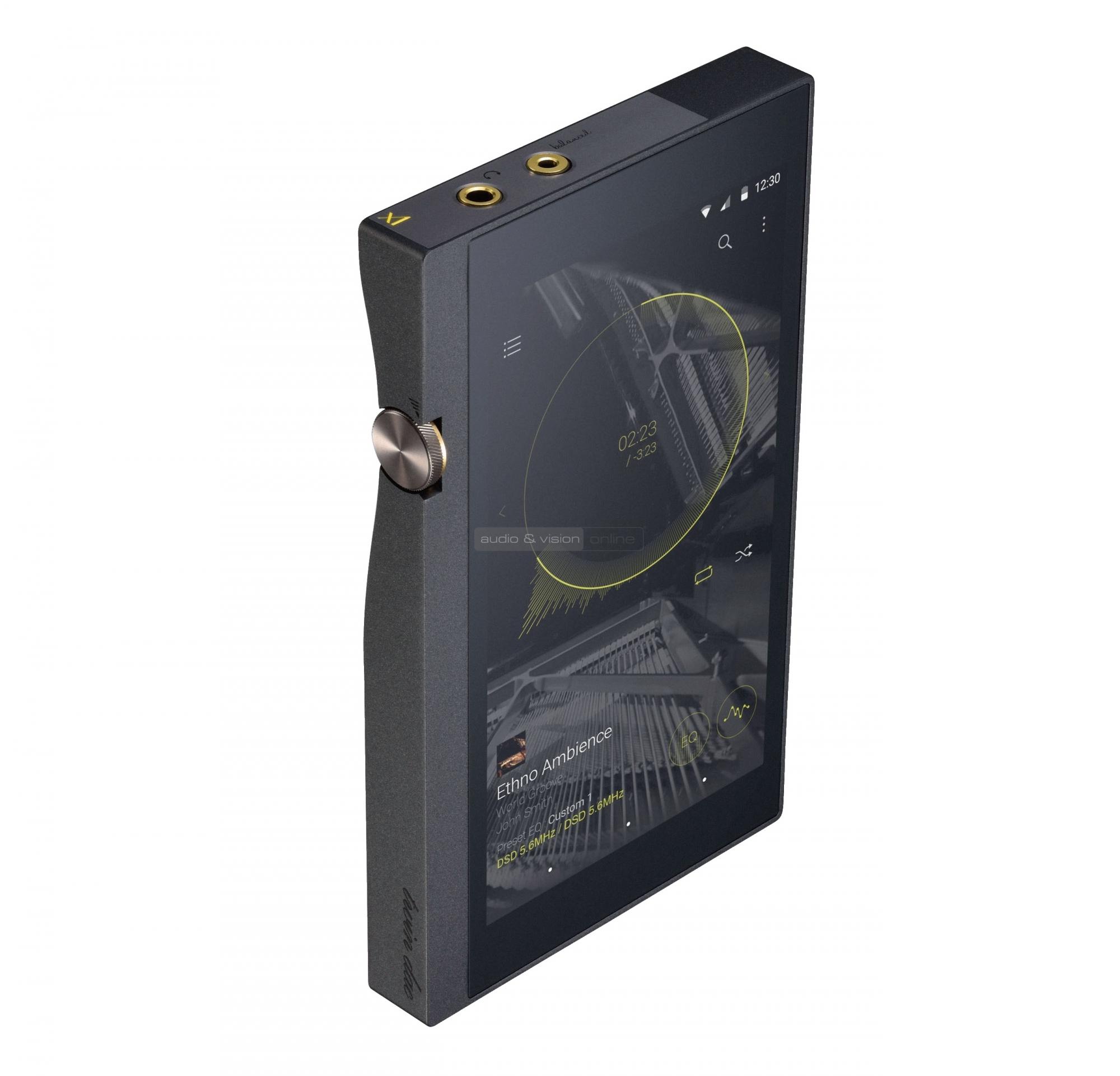 Onkyo DP-X1 mobil hifi lejátszó teszt