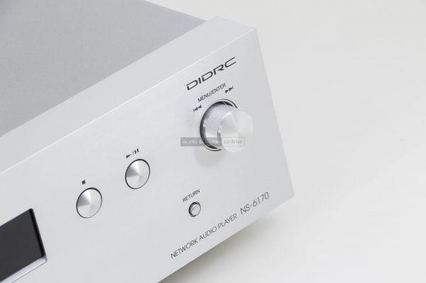 Onkyo NS-6170 hálózati audio lejátszó DIDRC