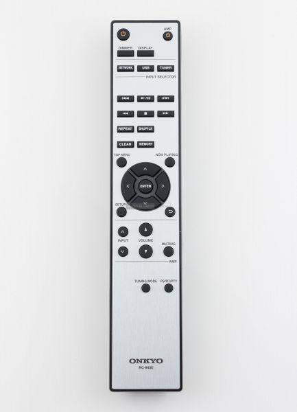 Onkyo NS-6170 hálózati audio lejátszó távvezérlő