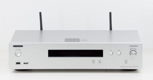 Onkyo NS-6170 hálózati audio lejátszó