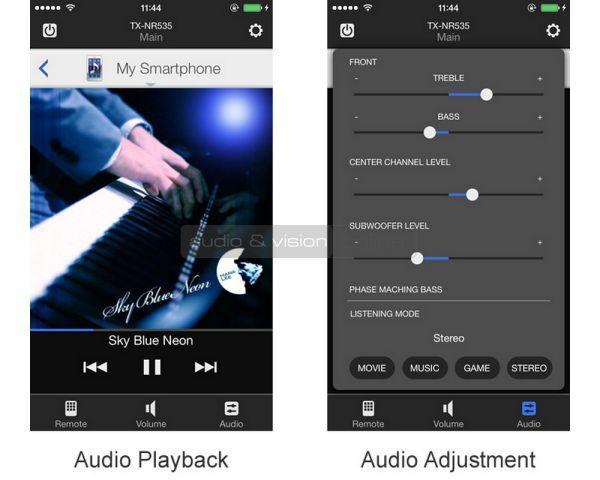 Onkyo Remote 3 App