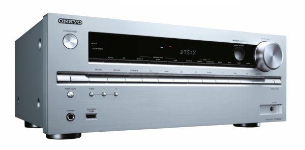 Onkyo TX-NR646 házimozi erősítő