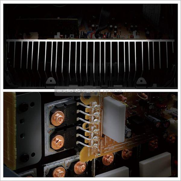 Onkyo TX-RZ830 házimozi erősítő belső