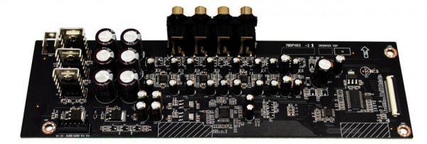 OPPO BDP-103EU 3D Blu-ray lejátszó analóg audio board