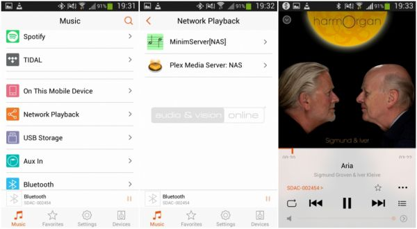 OPPO Sonica App Android