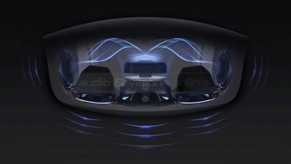 OPPO Sonica Bluetooth hangszóró