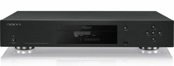 OPPO UDP-203 4K Blu-ray lejátszó