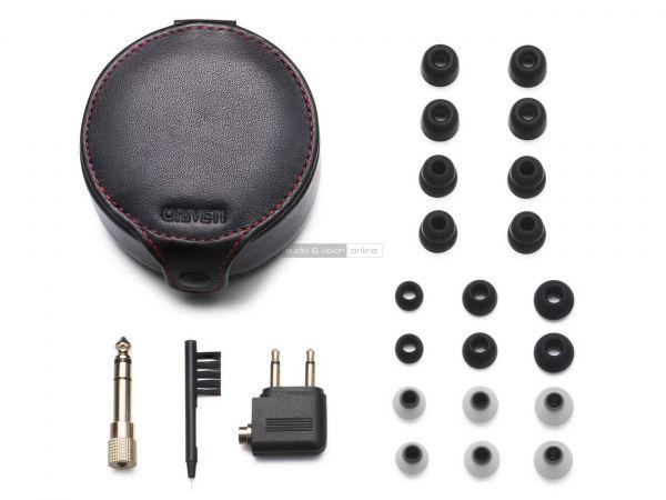 Oriveti OH300 fülhallgató tartozékok