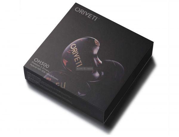 Oriveti OH500 fülhallgató doboz