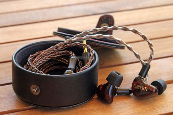 Oriveti OH500 fülhallgató tok