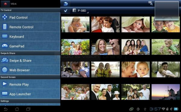 Panasonic TV Remote 2 App
