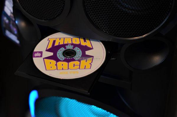 Panasonic SC-TMAX50 hangszóró CD-lejátszó