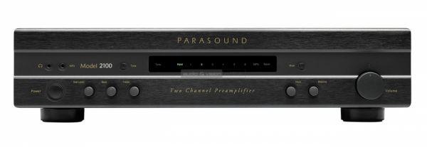 Parasound Model 2100 sztereó előerősítő