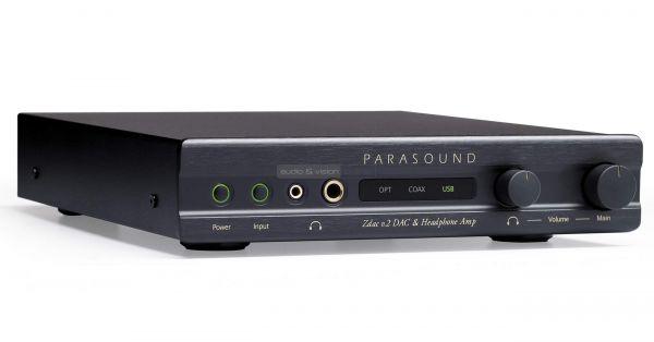 Parasound Zdac V2 DAC