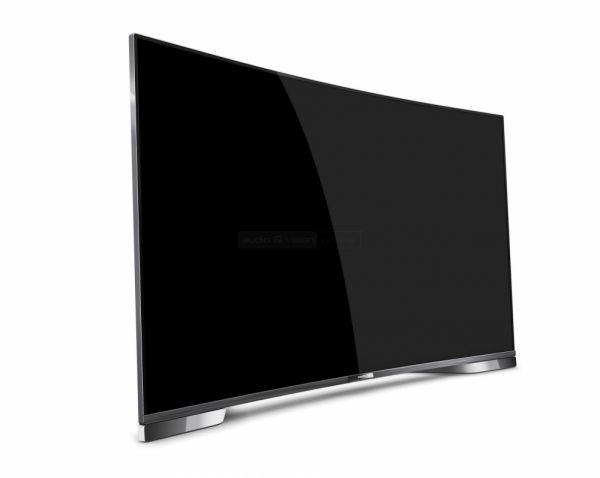 Philips 8900 hajlított Android UHD TV