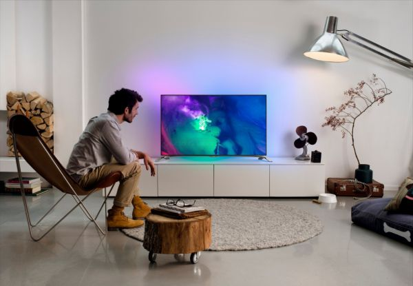 Philips 9100 Android UHD TV